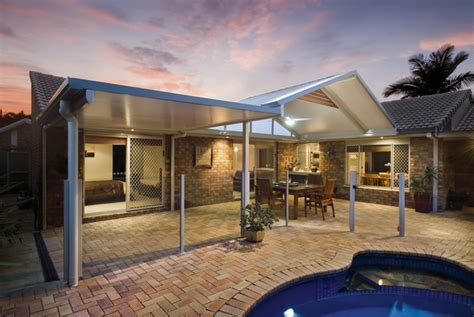 Outback Patio by Stratco Outback Gable Cooldek Mooloolaba 10 Perth Patios
