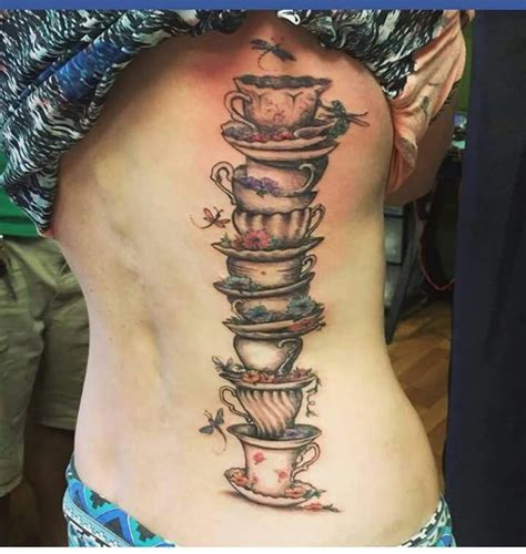 teacup tattoo tattoos and henna pinterest teacup