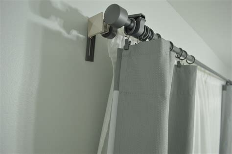 Nursery Curtain Rod Creating A Cozy Sleep Space With Curtains Loving Here