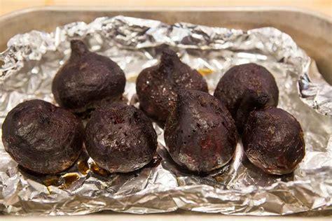 roasted beets with balsamic glaze recipe simplyrecipes com