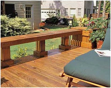 deck bench seating ideas nice deck seating ideas 7 built in deck bench seating newsonair org