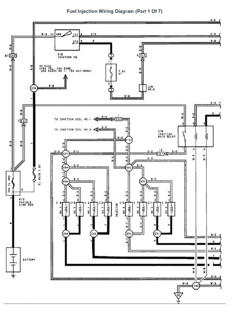 lexus v8 wiring diagram free wiring diagrams