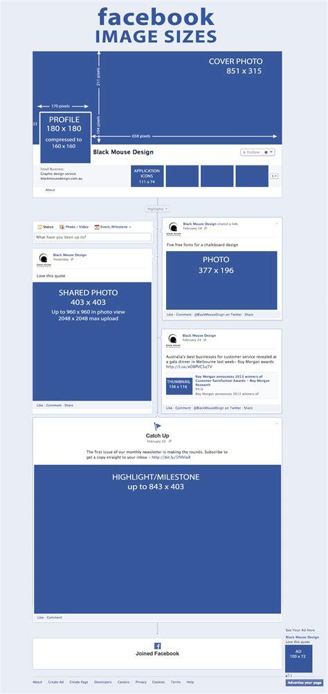 fb post size everything communicates something black mouse design