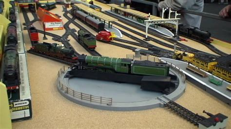 hornby layout youtube tri ang hornby collection model railway youtube