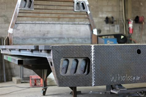 custom truck bed custom built truck beds flatbed and dump trailers for