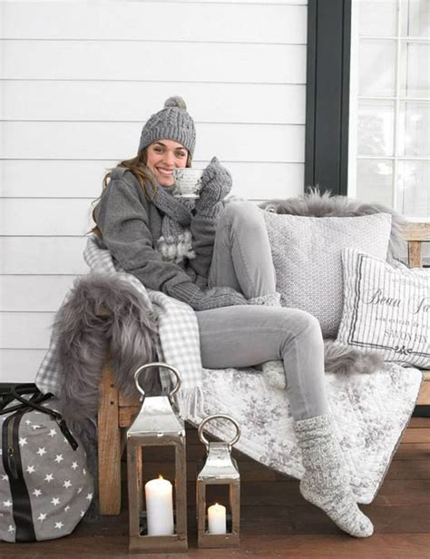 50 winter decorating ideas home stories a to z winter porch and winter outdoor decorating ideas