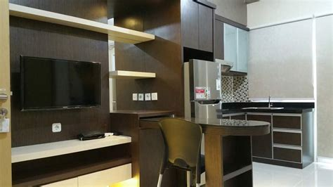 sewa apartemen educity surabaya  bedroom corner