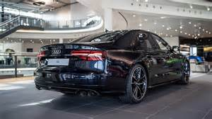 spotlight carbon black audi s8 plus exclusive