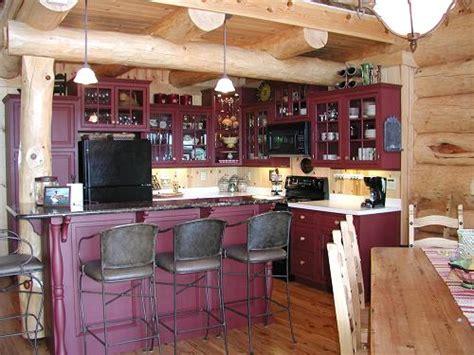 log home kitchen cabinets which kitchen do you like weddingbee