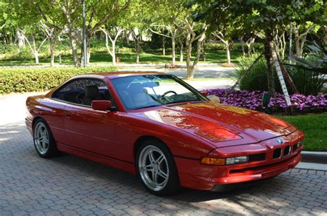 8 Series Bmw For Sale by 1991 Bmw 8 Series For Sale