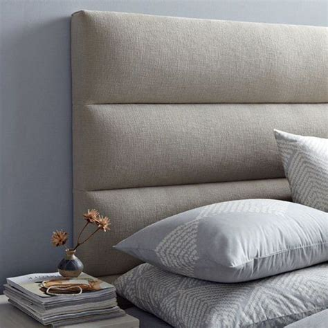 cushioned headboards for beds 17 best ideas about upholstered headboards on pinterest