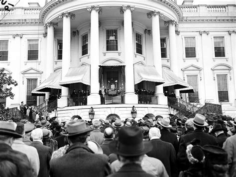 Roosevelt S White House at the white house business insider