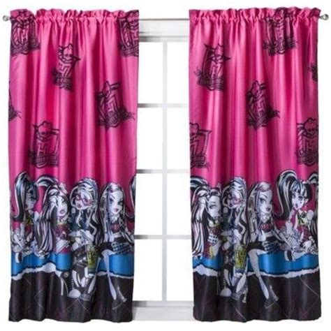 monster high curtains earth alone earthrise book 1 blackout curtains
