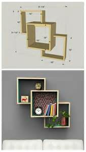 wall mounted display shelves 10 easy diy shelves that you can actually build yourself