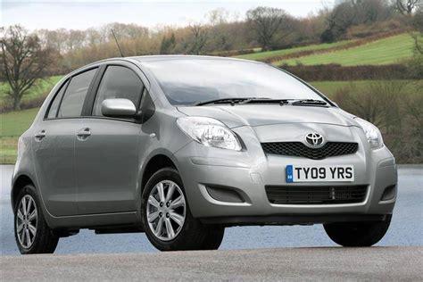 Toyota Yaris Reliability Ratings Toyota Yaris 2009 2011 Used Car Review Review Car