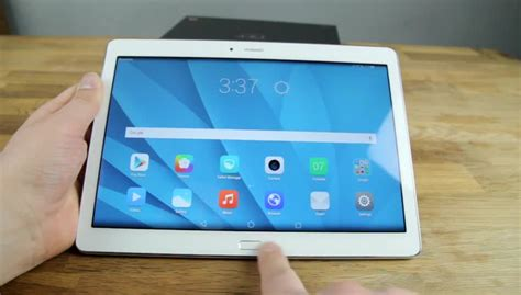 android tablet with stylus huawei mediapad m2 10 0 android tablet mit stylus im test