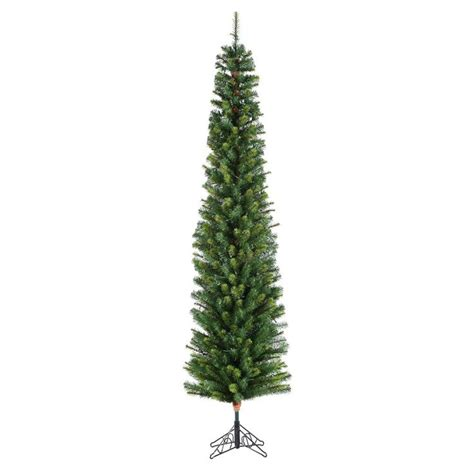 ponderosa needle pine artificial christmas tree 1000 images about slim trees on trees shops and miniature