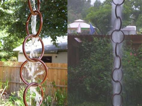 Do It Yourself Kitchen Ideas 11 Rain Chain Ideas Tutorials You Don T Want To Miss