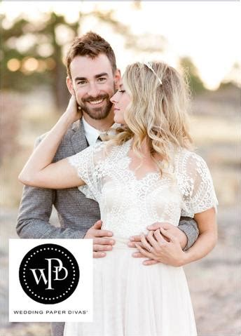 Wedding Paper Divas Return Policy by Real Brides And Style Shoots
