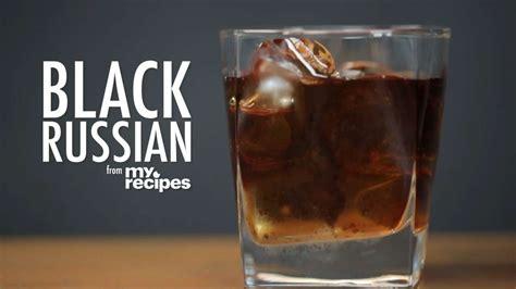 black russian black russian rezepte suchen