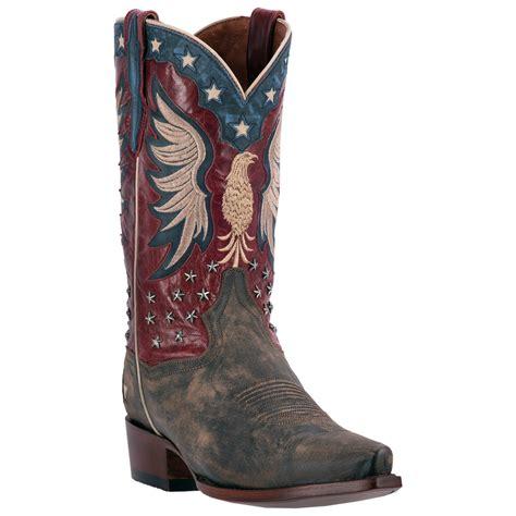 dan post boots s dan post bountiful 13 inch snip toe embroidered eagle