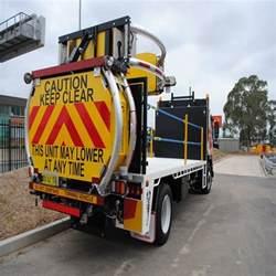 Truck Driver Accessories Australia Truck Attenuator Hire Attenuator Rental Coates Hire