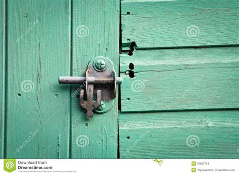 Shed Lock by Shed Lock Stock Images Image 31833774
