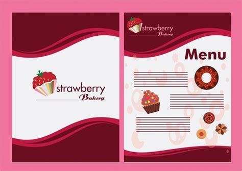 menu card template photoshop vector background for free about 38 006 vector