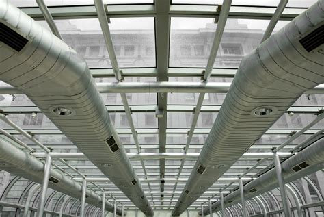 exposed ductwork a breath of cool fresh air peake technologies