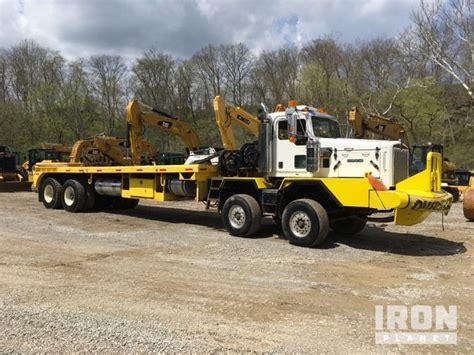 kenworth bed truck 2007 kenworth c500 for sale used trucks on buysellsearch
