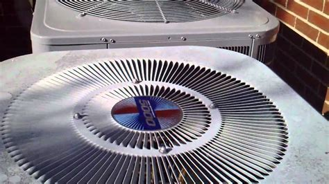 international comfort products models old international comfort products hvac unit youtube