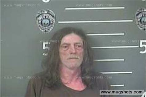 Pike County Kentucky Arrest Records Randall Hylton Mugshot Randall Hylton Arrest Pike