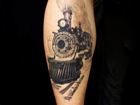 the gallery for gt locomotive tattoos