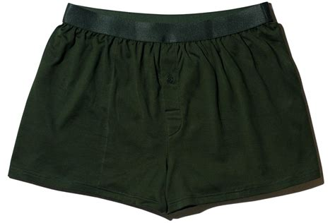 cdlp underwear boxer shorts army green