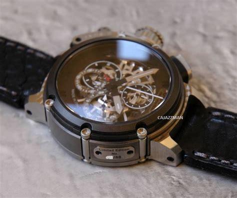 u boat chimera 46mm limited edition watch fsot bnib u boat chimera skeleton 46mm limited edition