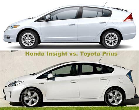 Compare Honda Civic Hybrid And Toyota Prius Honda Insight Vs Toyota Prius Carsut Understand Cars