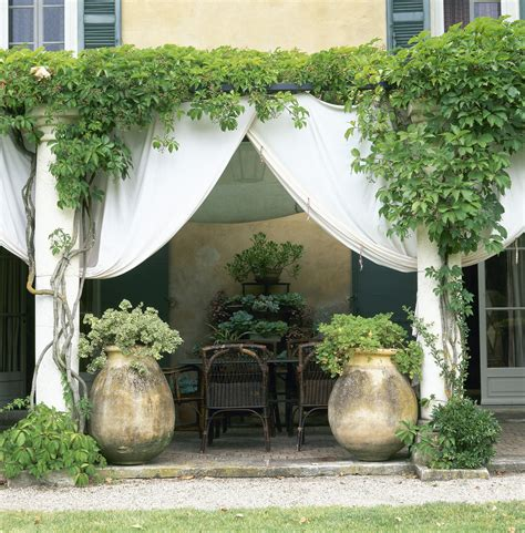 hamaca zara home country patio outdoor patio design ideas lonny