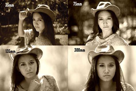 portraits at different focal lengths what is a portrait lens