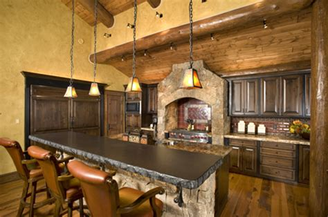 Western Kitchen Design Western Home Decorating Ideas House Experience