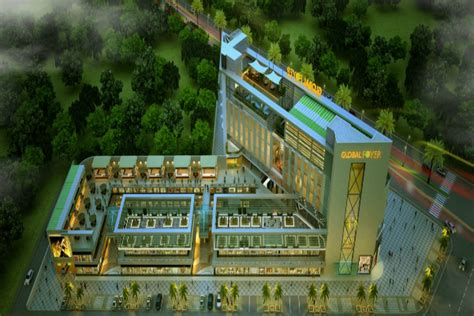 Global Foyer Gurgaon by Global Foyer Palam Vihar Bijwasan Road Gurgaon Zricks