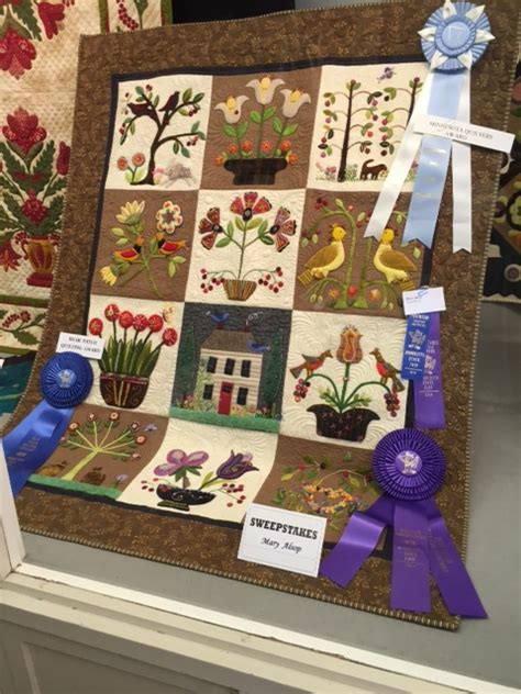 Quilting Sweepstakes - prairie quilting award winning quilts