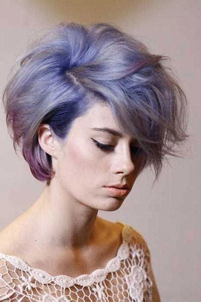 popular cool hairstyles  short hair girl