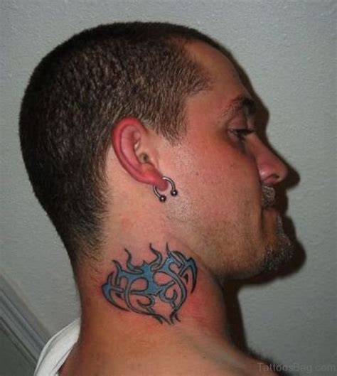 stylish tattoos for men 70 stylish neck tattoos for