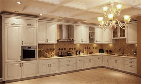 China Kitchen Cabinets China Germany Imported Pvc Membrane Kitchen Cabinets V Pp008 China Kitchen Cabinet Kitchen