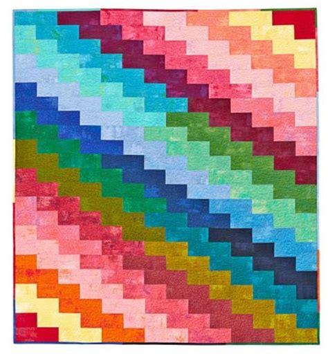 quilt pattern rainbow rainbow quilt patterns allpeoplequilt com