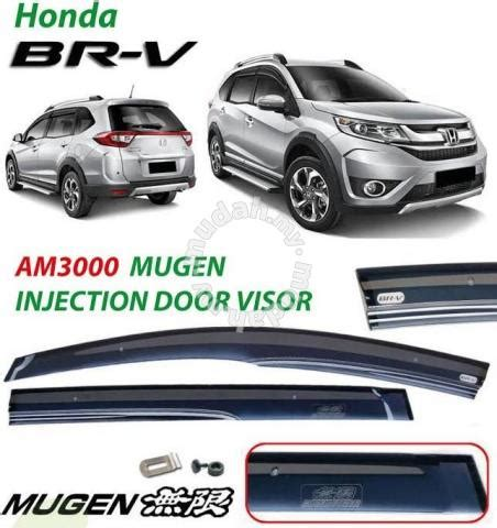 Sparepart Honda Brv original honda brv mugen door visor with clip car