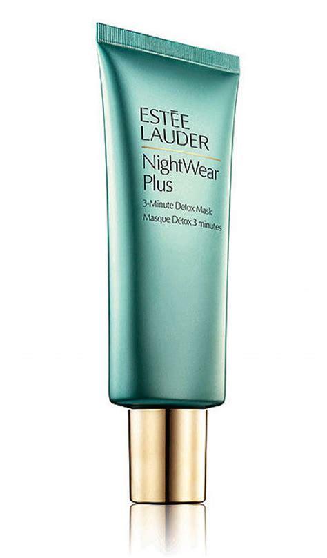 Estee Lauder Detox Mask Review by Est 233 E Lauder Nightwear Plus 3 Minute Detox Mask