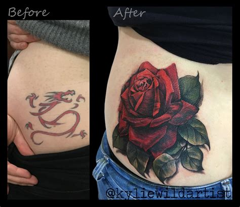 tattoo cover up reading tattoo realism art gone wild