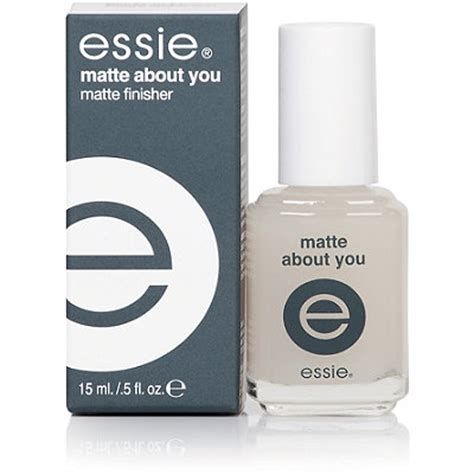 Mat About You by Nail Treatment Essie Matte About You Matte Finisher Ulta