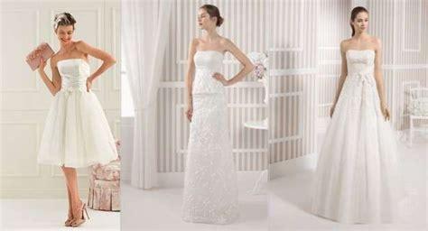 imagenes de vestidos de novia sencillos y elegantes vestidos de novia sencillos y elegantes para un look